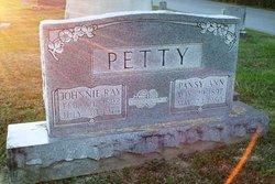 Johnnie Ray Petty