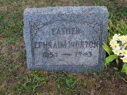 Ephraim Worton