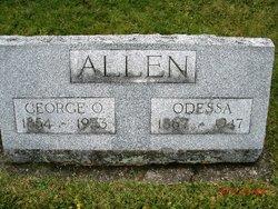 Odessa <I>Bailey</I> Allen