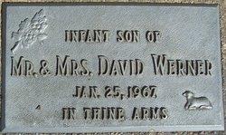 Infant Son Werner