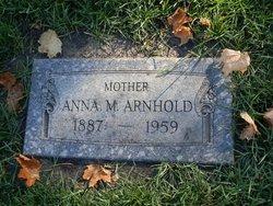 Anna M Arnhold