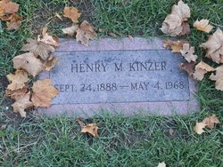 Henry M Kinzer