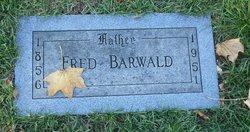 Fred Barwald