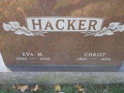 Eva M Hacker