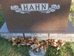 Carl O Hahn
