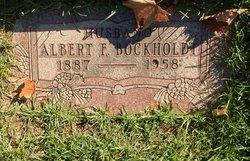 Albert F Bockholdt