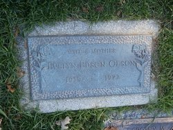 Evelyn <I>Edson</I> Olson