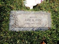 Anne M Eddy
