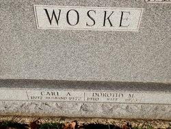 Dorothy M Woske