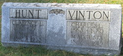 Mary Augusta <I>Phillips</I> Vinton