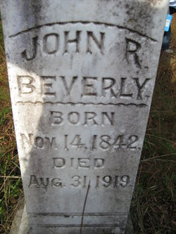 John R Beverly