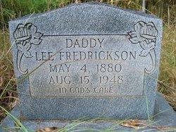 Lee Fredrickson