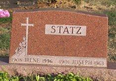 Irene <I>Laufenberg</I> Statz