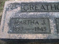 Martha <I>Smith</I> Greathouse
