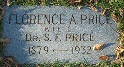 Florence A <I>Purvis</I> Price