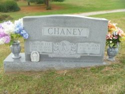 Charlie Lee Chaney