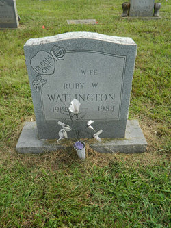 Ruby W. Watlington