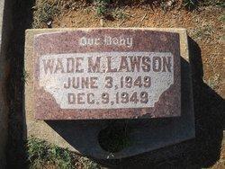 Wade M. Lawson