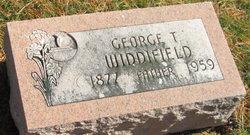 George T Widdifield