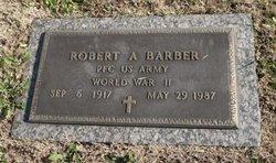 Robert A. Barber