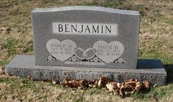 Arthur Benjamin, Sr