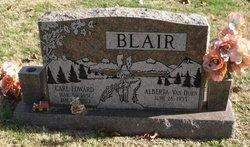 Alberta <I>Van Horn</I> Blair