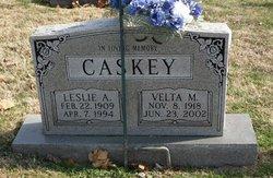 Velta M. Caskey