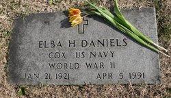 Elba H. Daniels