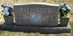 Betty <I>Church</I> Ferguson