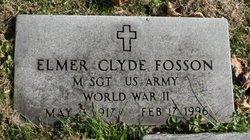 Elmer Clyde Fosson