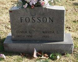 Wanda Lee <I>Renfroe</I> Fosson