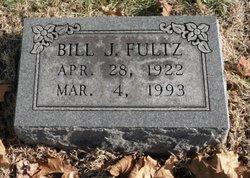 """William J. """"Bill"""" Fultz"""