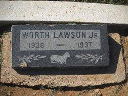 Worth Lawson, Jr