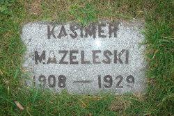 Kasimer Mazeleski