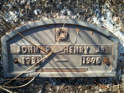 John P Henry, Jr