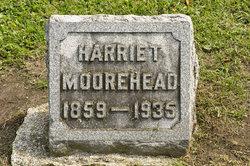 Harriet <I>Hoover</I> Moorehead