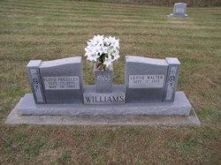 Floyd Pressley Williams