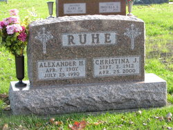 Alexander H. Ruhe