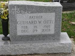 Gerhard W. Otte