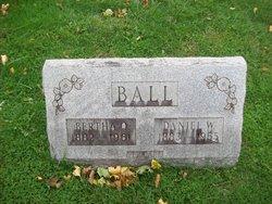 Daniel Wilbur Ball