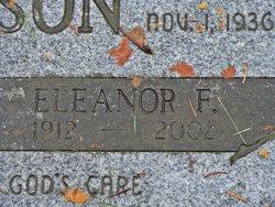 Eleanor F Dickison