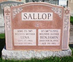 Benjamin Sallop