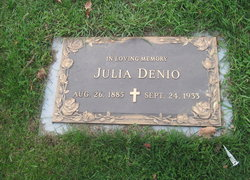 Julia <I>Pascarella</I> Denio