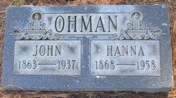 John Ohman