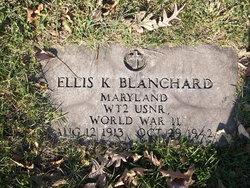 Ellis Kennard Blanchard