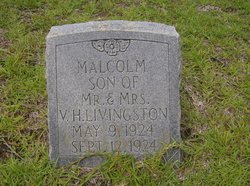 Victor Malcolm Livingston