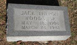 Jack Theron Woods, Sr