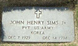 John Henry Sims, Jr