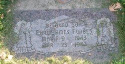 Earl James Forbes