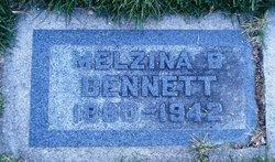 Melzina Ann <I>Burton</I> Bennett